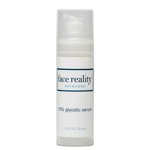 10% Glycolic Serum Face Reality