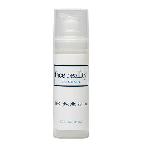10% Glycolic Serum Face Reality