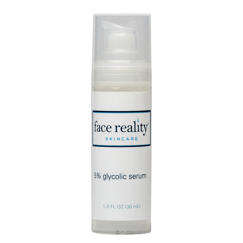 5% Glycolic Serum Face Reality