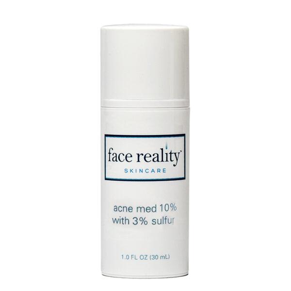 Acne Med 10% + Sulfur 3%, 1 oz