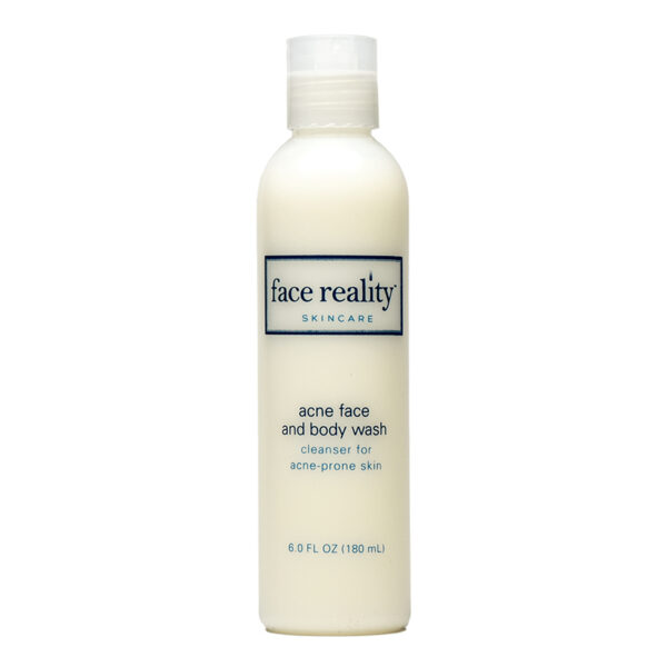 Acne Wash Face Reality