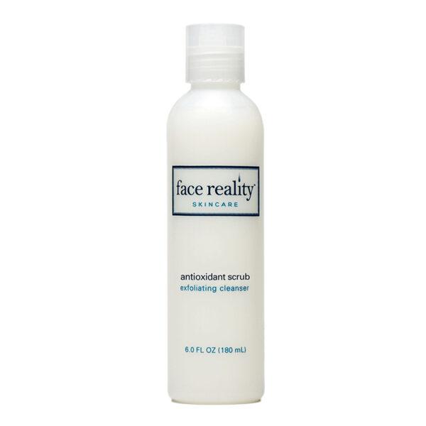 Antioxidant Scrub Face Reality
