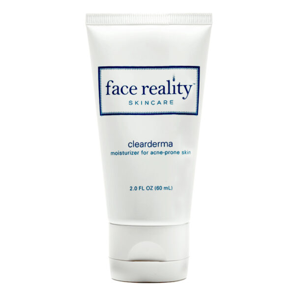 Clearderma Cream Face Reality