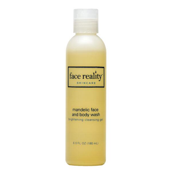 Mandelic Wash Face Reality