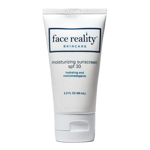Moisturizing SPF 30 Face Reality